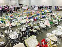 Huge selection of swings, playmats, bouncy seats, car seats